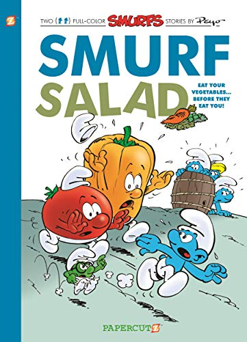 Smurf Salad (The Smurfs Graphic Novels, Bk. 26)
