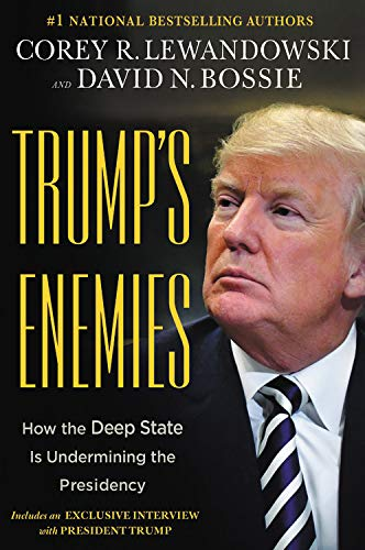 Trump's Enemies: How the Deep State Is Undermining the Presidency (Large Print)