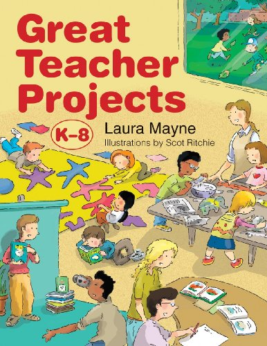 Great Teacher Projects (K-8)