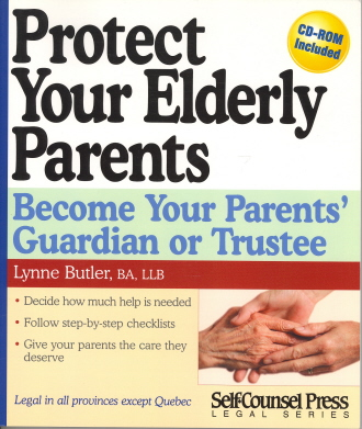 Protect Your Elderly Parents: Become Your Parents' Guardian or Trustee