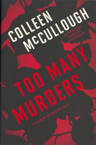 Too Many Murders (Carmine Delmonico)
