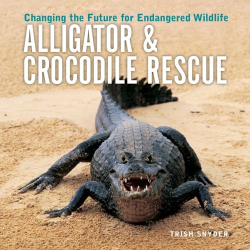Alligator & Crocodile Rescue: Changing The Future For Endangered Wildlife