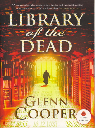 Library of the Dead (Harper Weekend)