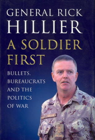 A Soldier First