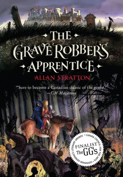 The Grave Robbers Apprentice