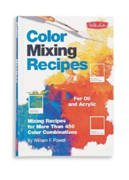 Color Mixing Recipes for Oil & Acrylic