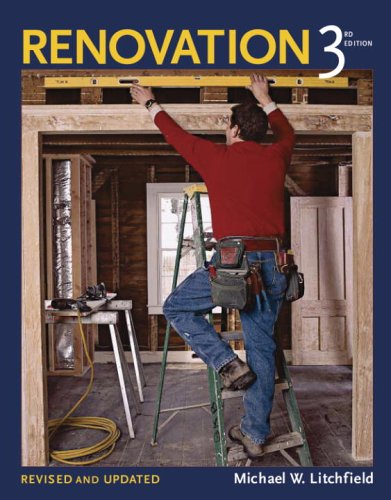 Renovation (Completely Revised and Updated, 3rd Edition)
