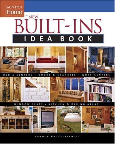 New Built-Ins Idea Book (Taunton Home)