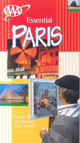 Paris (AAA Essential)