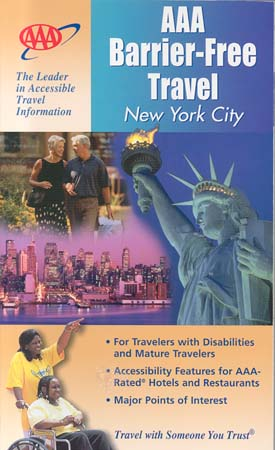 AAA's Barrier-Free Travel: New York City