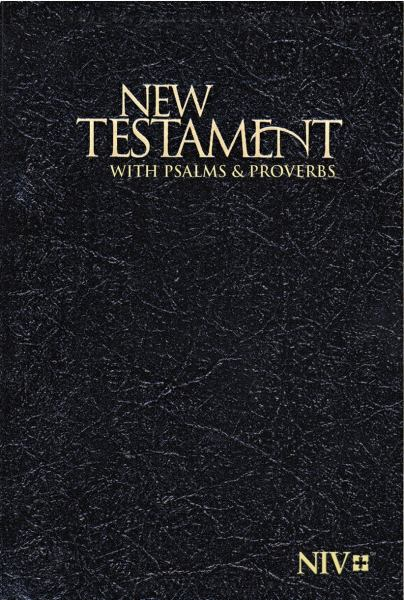 Pocket New Testament with Psalms and Proverbs (NIV)