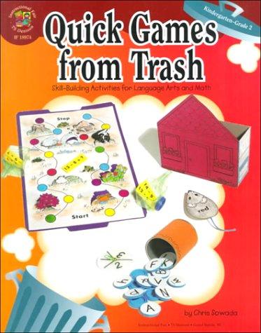 Quick Games from Trash (Grades K-2)