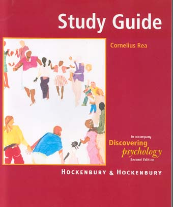 Study Guide for Discovering Psychology (Second Edition)