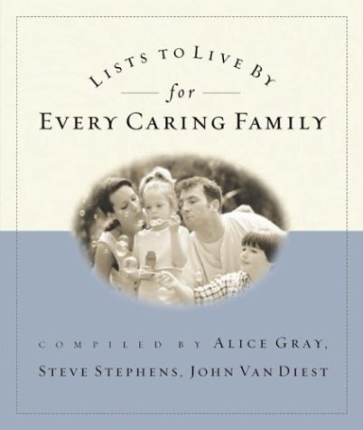 Lists to Live by for Every Caring Family