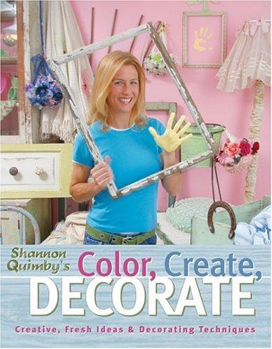 Color, Create, Decorate