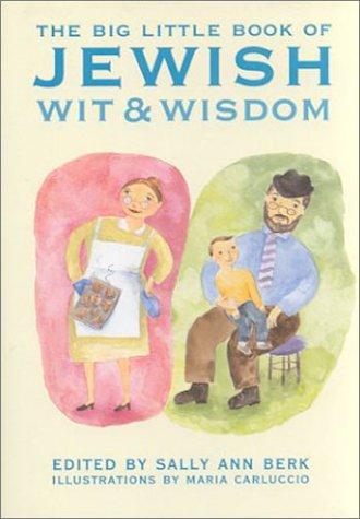 The Big Little Book of Jewish Wit & Wisdom