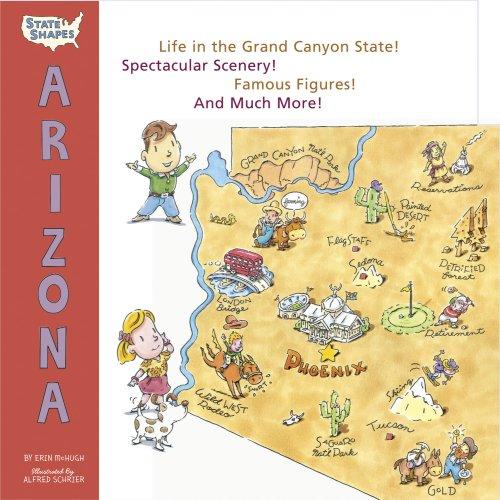 Arizona (State Shapes)