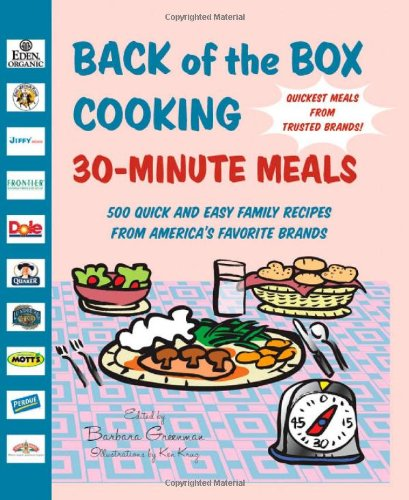 Back of the Box Cooking: 30-Minute Meals