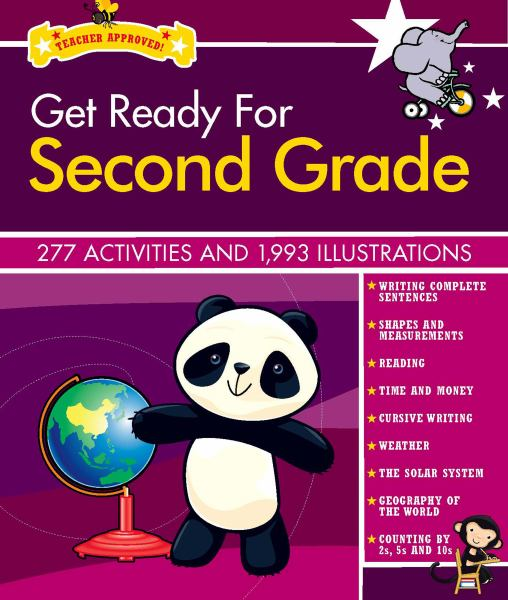 Get Ready for Second Grade