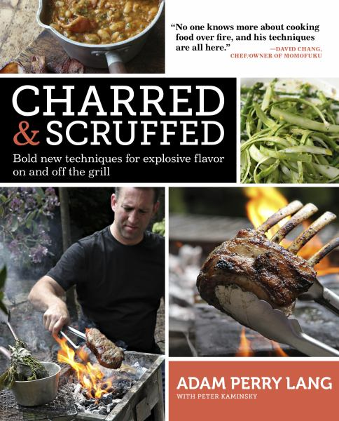 Charred and Scruffed