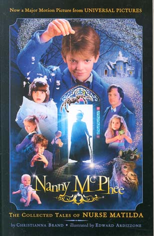 The Collected Tales Of Nurse Matilda (Nanny McPhee)