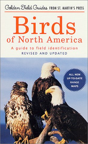 Birds of North America (Golden Field Guides, Revised and Updated)