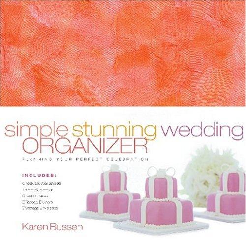 Simple Stunning Wedding Organizer