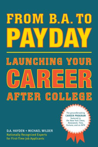 From B.A. to Payday: Launching Your Career After College