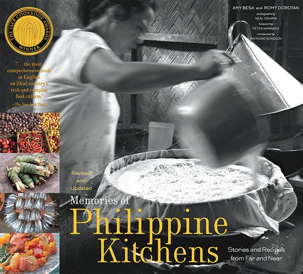 Memories of Philippine Kitchens: Stories and Recipes from Far and Near (Revised and Updated)