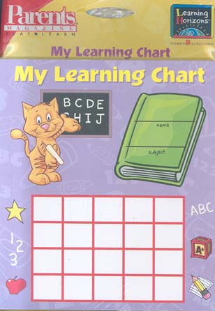 My Learning Chart (Parents Magazine, Play & Learn)