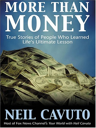 More Than Money (Large Print)