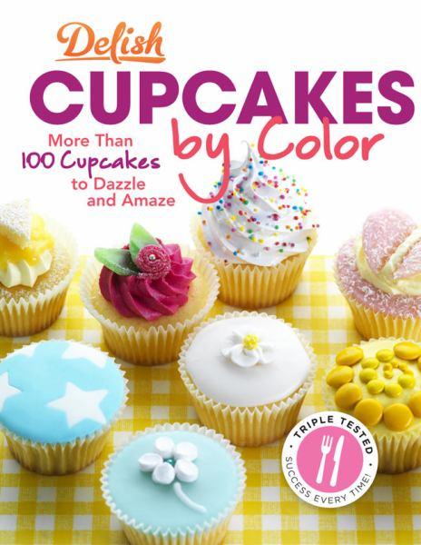 Cupcakes by Color (Delish)