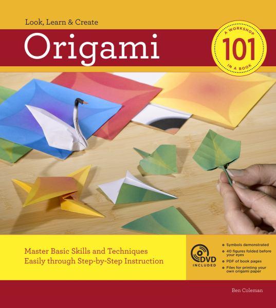Origami 101 (Look, Learn & Create)