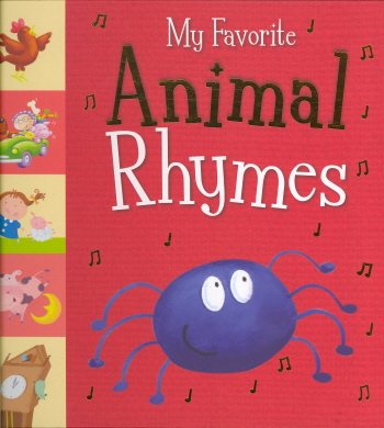 My Favorite Animal Rhymes