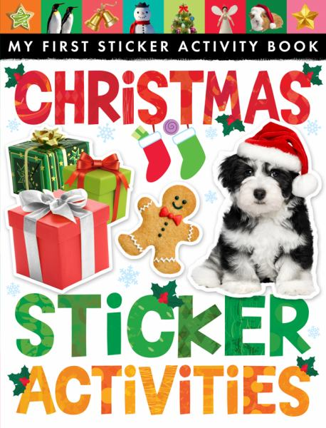 Christmas Sticker Activities