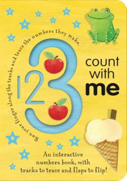 123 Count with Me (Smart Kids Trace-and-Flip)