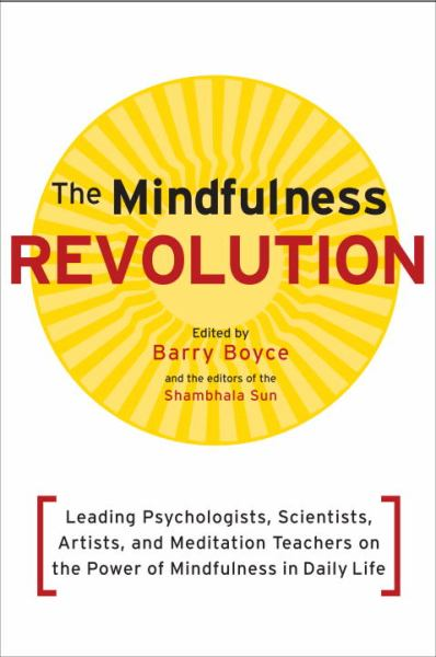 The Mindfulness Revolution: Psychologists, Scientists, and Meditation Teachers on Mindfulness in Daily Life