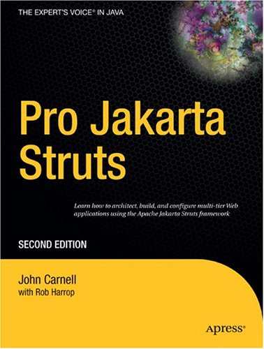 Pro Jakarta Struts (Second Edition)