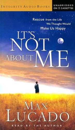 It's Not about Me (Unabridged)