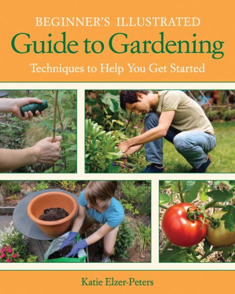 Beginner's Illustrated Guide to Gardening: Techniques to Help Yo Get Started
