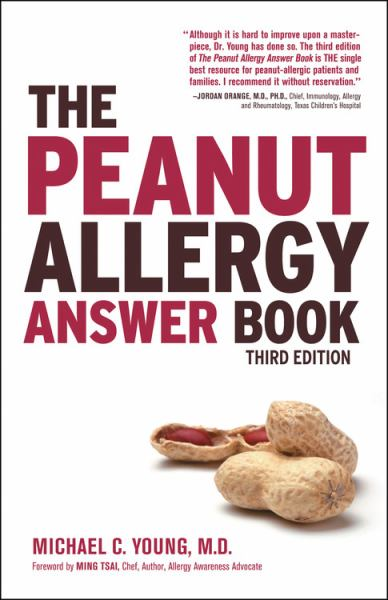 The Peanut Allergy Answer Book (Third Edition)