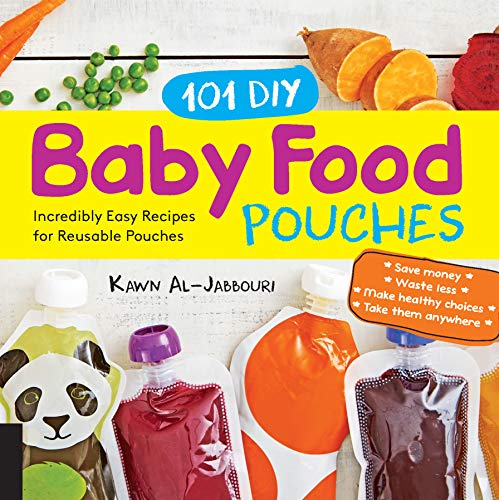 101 DIY Baby Food Pouches