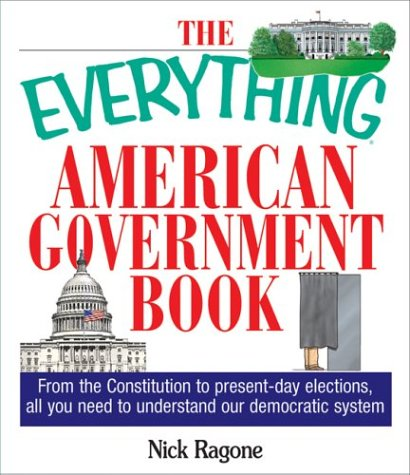 American Government Book (The Everything)