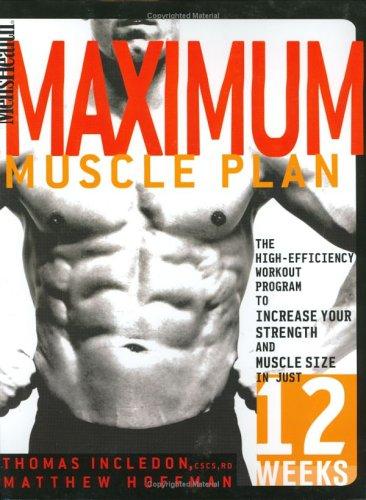 Maximum Muscle Plan (Men's Health)