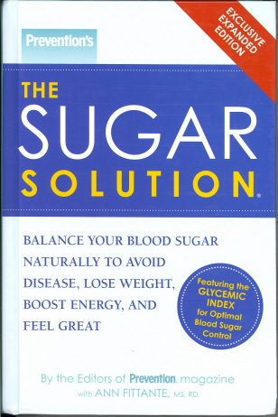 The Sugar Solution (Prevention's, Expanded Edition)