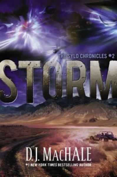 Storm (The Sylo Chronicles, Bk. 2)