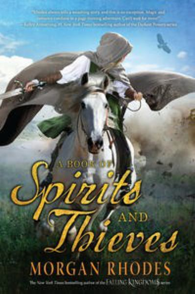 A Book of Spirits and Thieves (Spirits and Thieves, Bk. 1)