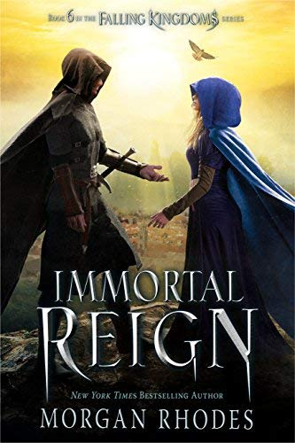 Immortal Reign (Falling Kingdoms, Bk. 6)