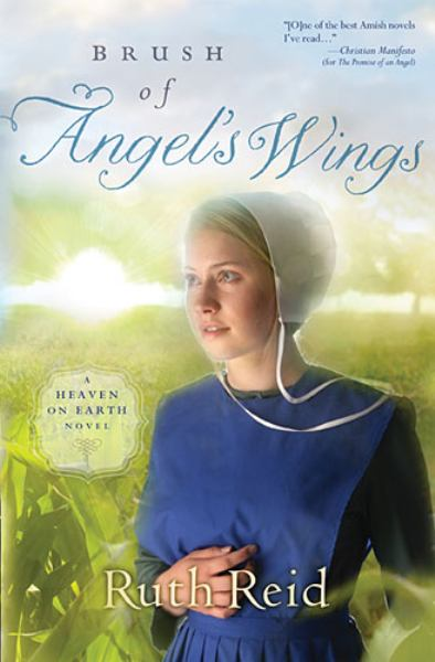 Brush of Angel's Wings (Heaven on Earth)