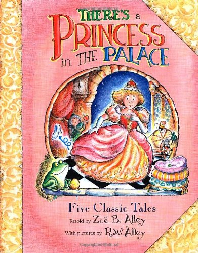 There's A Princess In The Palace